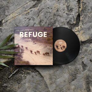 Val Sauvage - Refuge
