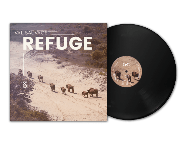 Val Sauvage - Refuge Vinyl
