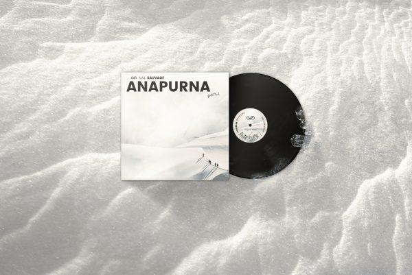 Val Sauvage - Anapurna part.2 mockup